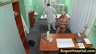 Nurse HD porn videos: unconventional treatment